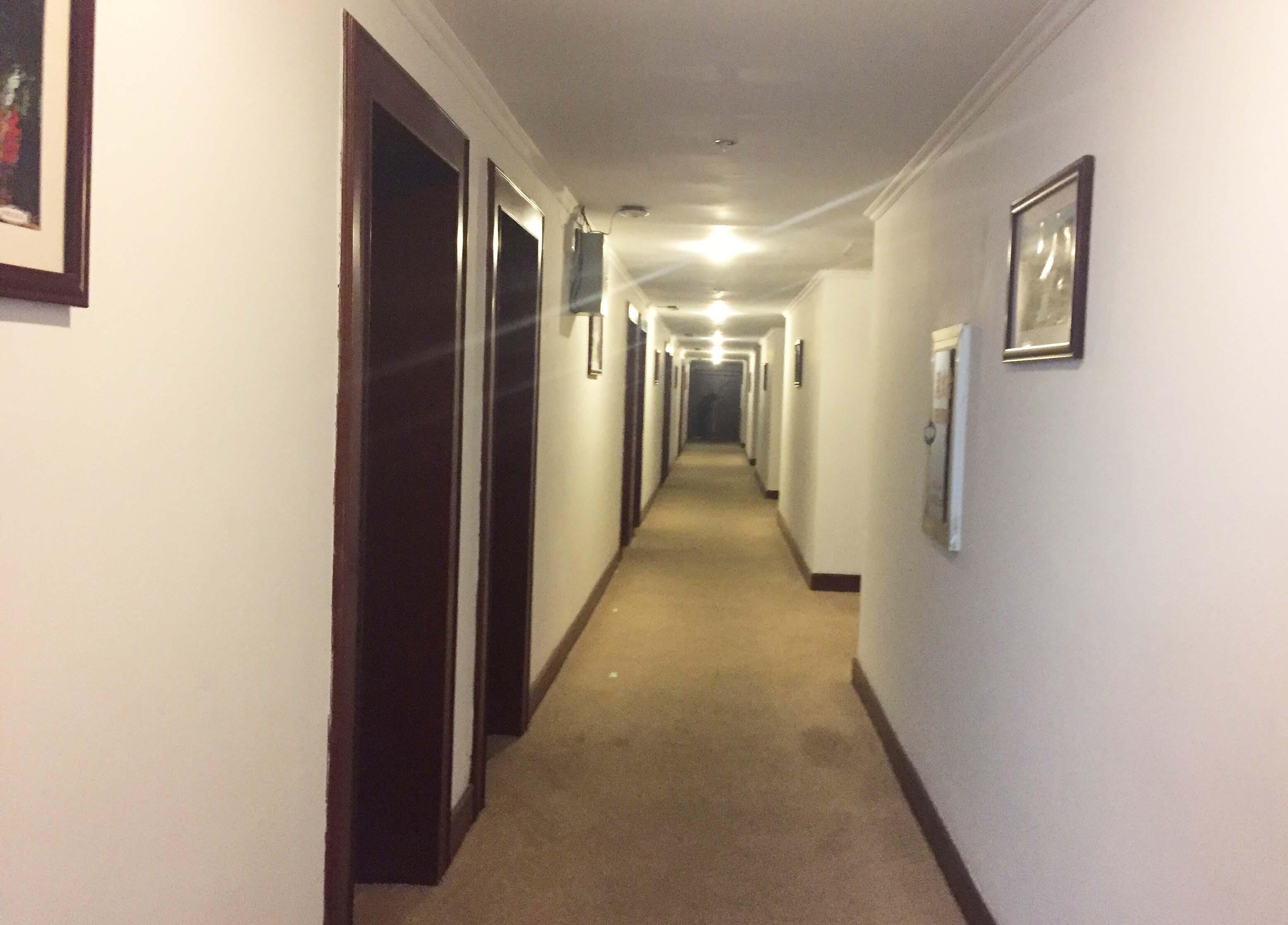 酒店内环境